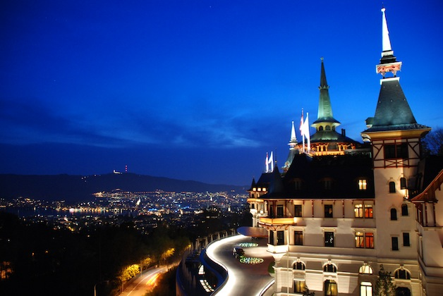 why you should go to zurich