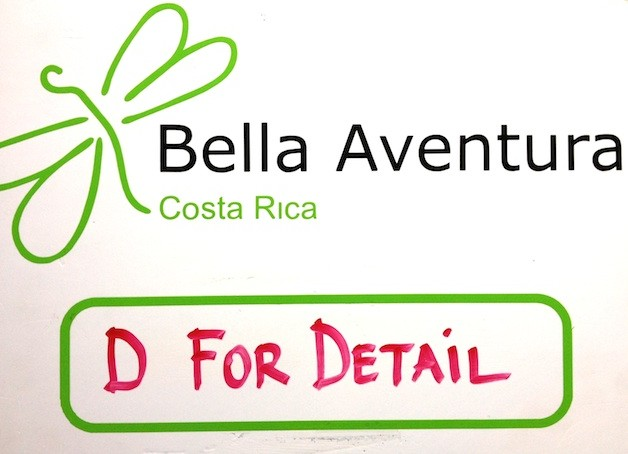 a conversation with veronika sicher, co-owner of Bella Aventura Costa Rica